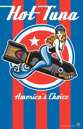 Acoustic Hot Tuna America's Choice 2014 Tour