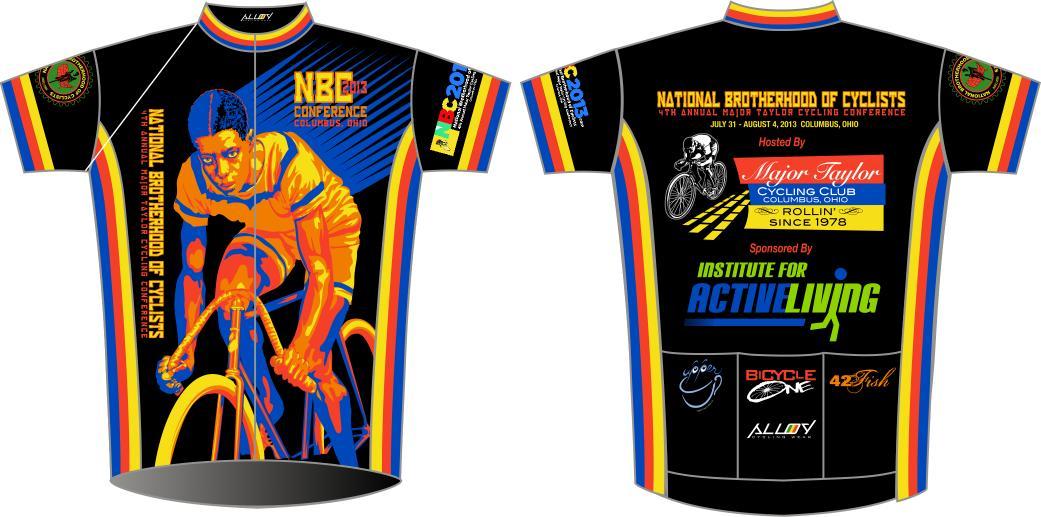 George Dixon Cyclist